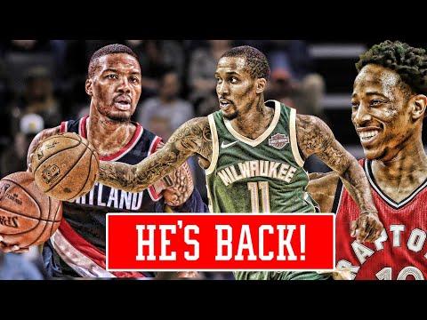 BRANDON JENNINGS makes the Bucks SCARY! DAMIAN LILLARD got BETTER! Raptors are DIFFERENT? | NBA News