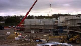Gorey Ireland  city photos gallery : Rapid Build School Construction Gorey Ireland