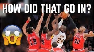Video NBA Most Difficult Shots of All Time ᴴᴰ MP3, 3GP, MP4, WEBM, AVI, FLV Agustus 2018