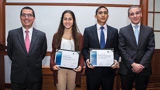Alumnos de los colegios Villas Caritas y Peruano Británica ganan Beca Lead