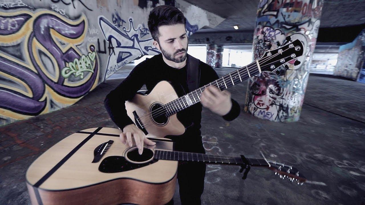 Dark Necessities  (Red Hot Chili Peppers) – Luca Stricagnoli