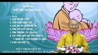 Vấn đáp: Lịch sử Đức Phật - TT. Thích Nhật Từ