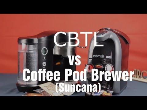 CBTL vs Coffee Pod Brewer (Blue Tigres Suncana) – Review and Comparison