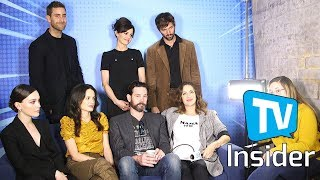 'The Haunting of Hill House' Cast Talk About Their Spooky Series | TV Insider