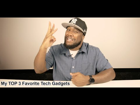 My Top Favorite Technology Gadgets Right Now