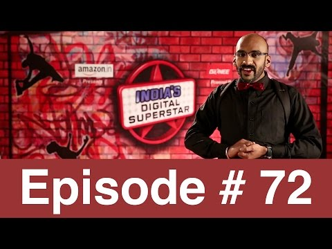 Episode 72 | Top 10 Videos | Special Appearence by Arshad Warsi | India?s Digital Superstar