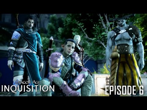 """Dragon Age: Inquisition Episode 6 """"The Winter Palace"""" 1080p HD"""