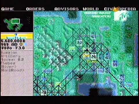 Былое и Doomы #07 (обзор на Civilization)