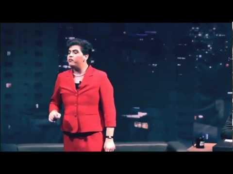 Como fazer uma mulher feliz? – (imitação da Dilma)