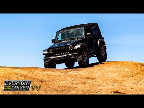 Jeep Wrangler JL Rubicon in Moab Review - Idiot Proof - TV Season 3 Ep 6 | Everyday Driver