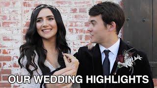Safiya & Tyler's Wedding Highlight Film
