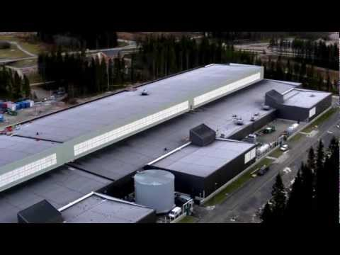 Facebook's Lulea data center