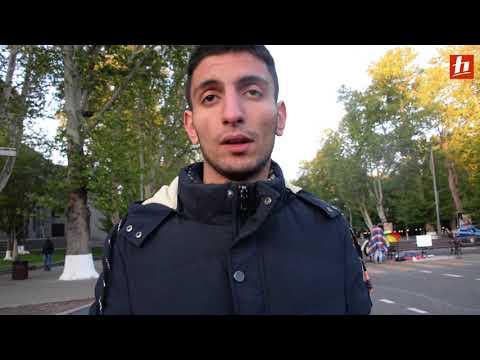 Գիշերը Ֆրանսիայի հրապարակում խաղաղ չի անցել - DomaVideo.Ru