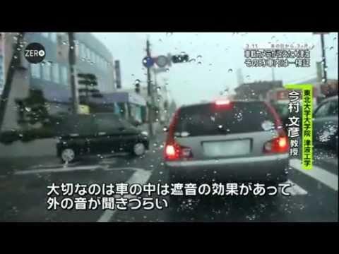 Tsuname in Jpan