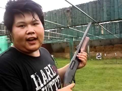 ปืนลูกซอง -