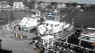 Southampton Marine Station Dock Webcam  September 20, 2015