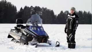 6. Тест снегохода Arctic Cat BearCat 570 xt