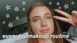 my 10 minute everyday makeup routine // & GIVEAWAY