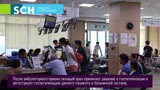 Информация о госпитализации клиники СунЧонХян