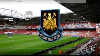 HD West Ham Live Wallpaper YouTube video