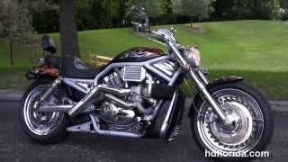 4. Used 2002 Harley Davidson VRSC V-Rod Motorcycles for sale