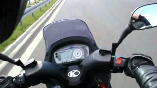 8. Kymco Dink 200i fully loaded - Poland