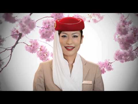 Japanese Hat | Share a Smile | Emirates
