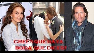Angelique Boyer y Sebastián Rulli por primera vez hablan de su relación,Lo que no sabías de Angelique Boyer,Compañeros de...