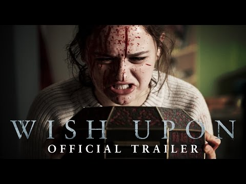 Wish Upon New Trailer (2017) Official - Broad Green Pictures