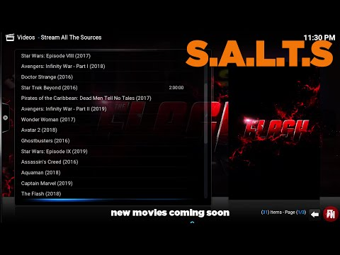 How to Install Stream All The Sources [Kodi][Addon][Update]