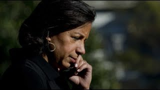 SPECIAL REPORT!  LOOK WITH WHO SUSAN RICE HAD PRIVATE MEETING BEHIND CLOSED DOORS!
