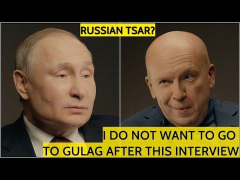 Putin Asked By Russian Journo: Are You Russian Tsar?