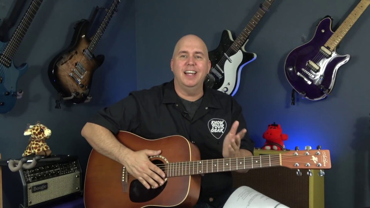 How To Inspect An Acoustic Guitar