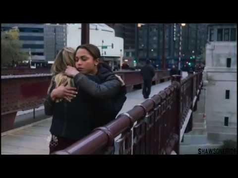 dawson and shay: best friends! - chicago fire