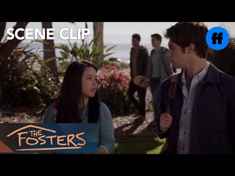 The Fosters 1.19 (Clip 'No Stranger')