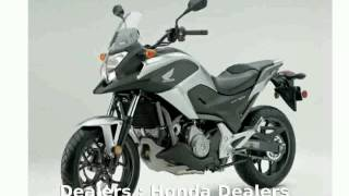 5. 2012 Honda NC700X DCT ABS -  superbike Top Speed