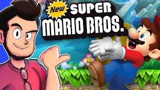 Rise & Fall of New Super Mario Bros. + Hacks - AntDude