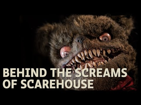 Behind The Screams of ScareHouse [HD]