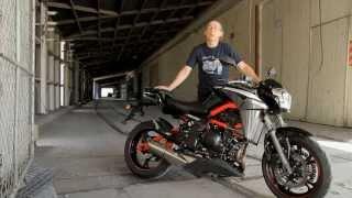 8. CF Moto 650NK