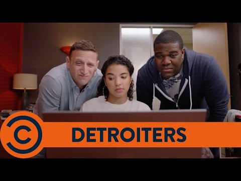 Detroiters - Brand New Comedy   Comedy Central