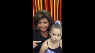Mack Z and Abby Lee Special Message