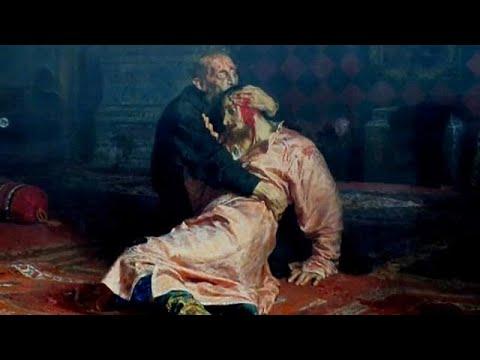 Μόσχα: Βανδαλισμός ιστορικού πίνακα του Ρέπιν