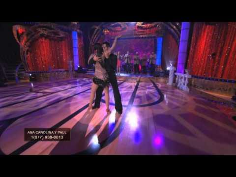 "Baile 1 de Ana Carolina con música de Jenni Rivera, ""Mi Sueño es Bailar,"" Semana 7 - Thumbnail"