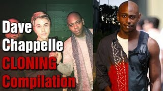 Video Dave Chappelle CLONING Compilation MP3, 3GP, MP4, WEBM, AVI, FLV April 2018
