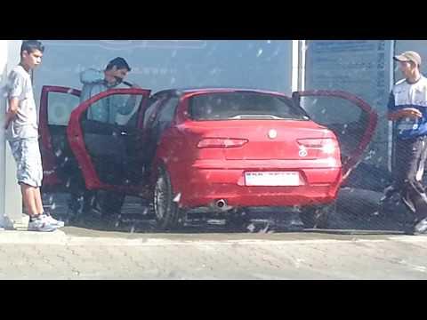 Ako sa umýva auto pod Tatrami