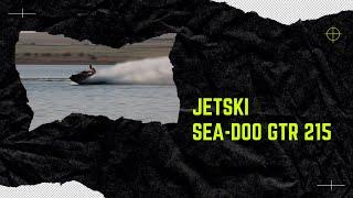 6. Jetski Sea-Doo GTR 215
