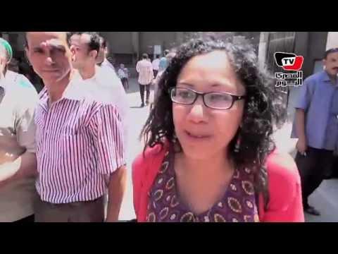 زوجة مالك عدلي تستقبل إخلاء سبيله بالزغاريد: «مبروك ياحبيبي»