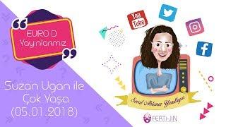 Op. Dr. Seval Taşdemir - Suzan Ugan ile Çook Yaşa Programı (05.01.2018)