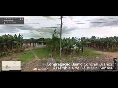 Congregação do Bairro Conchal Branco - Sete Barras SP