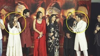 Video Varun Dhawan And Alia Bhatt FIGHTS On Stage  😂 At Kalank Teaser Launch download in MP3, 3GP, MP4, WEBM, AVI, FLV January 2017